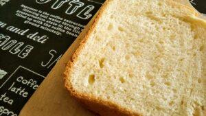 薄力粉の食パン